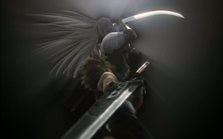 Video Game Gallery Final Fantasy 7 Advent Children Wallpaper