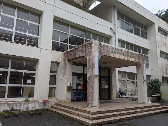 清海学園オートキャンプ場事務所