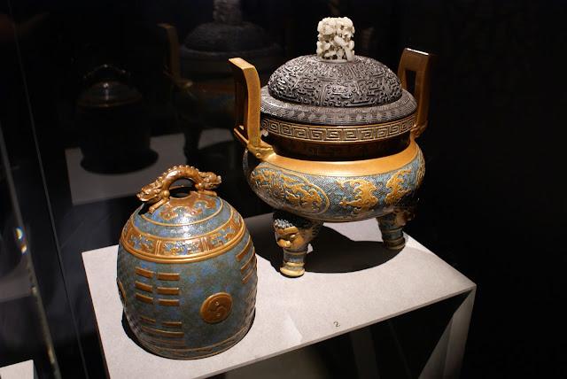 Exposition au musée national des arts asiatiques guimet