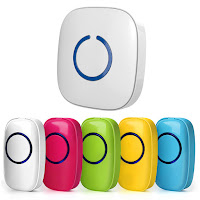 classroom wireless doorbell system for classroom management and game buzzers