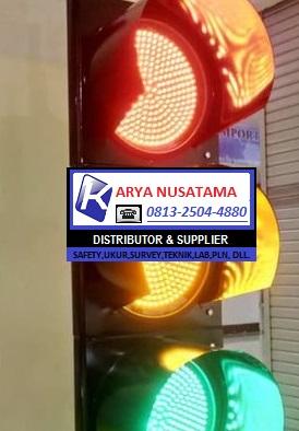Jual Lampu Trafic Merah Kuning Hijau 3×20cm di Bogor