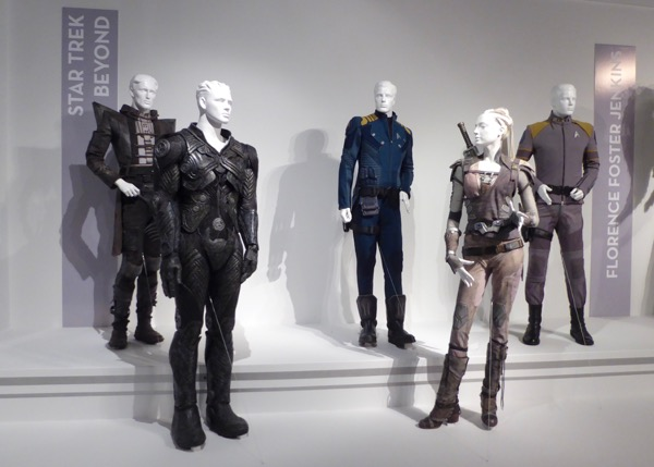 Star Trek: Beyond film costume exhibit