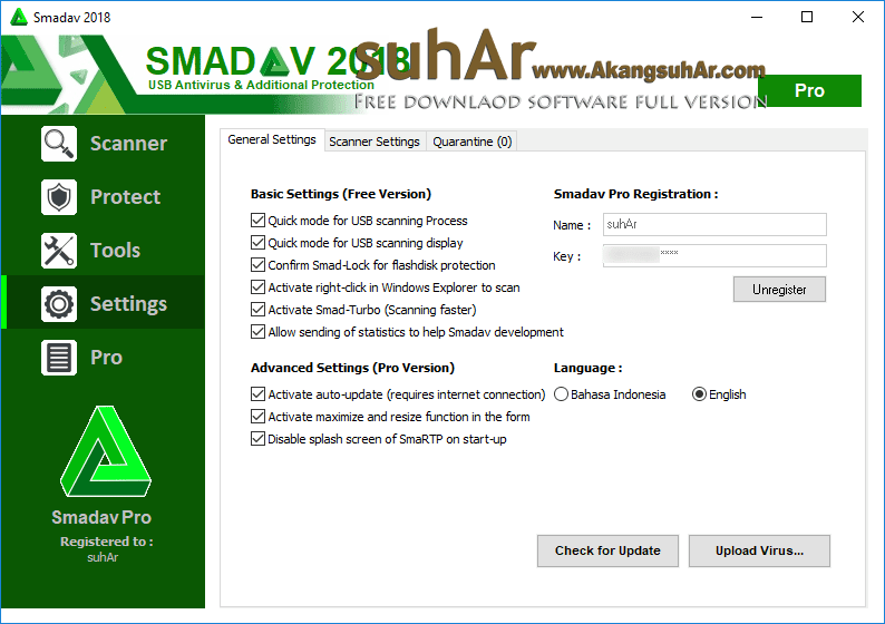 Free Download Smadav 2018 Pro Terbaru