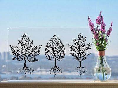 Increibles y detalladas obras de arte de papel recortado.