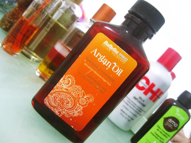 Argan Oil Babyliss Pro