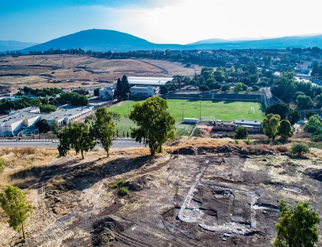 1,300-year old church uncovered in northern Israel