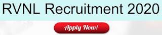 RVNL Sarkari Naukri Railway Recruitment 2020 For Chief Project Manager/Group General Manager/General Manager Posts | Sarkari Jobs Adda 2020