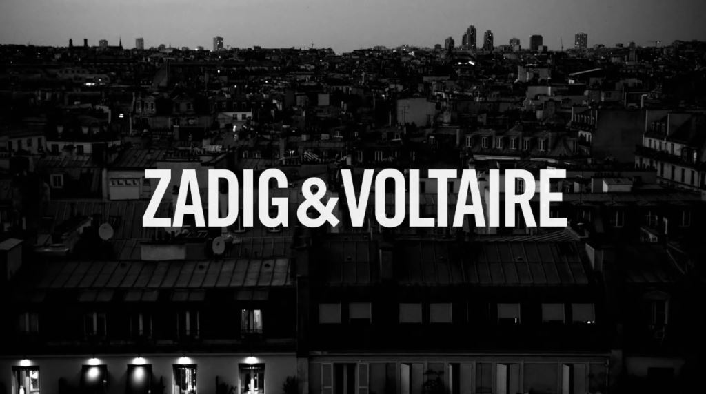 Chi è il modello nella pubblicità Zadig&Voltaire del profumo maschile This is HIM