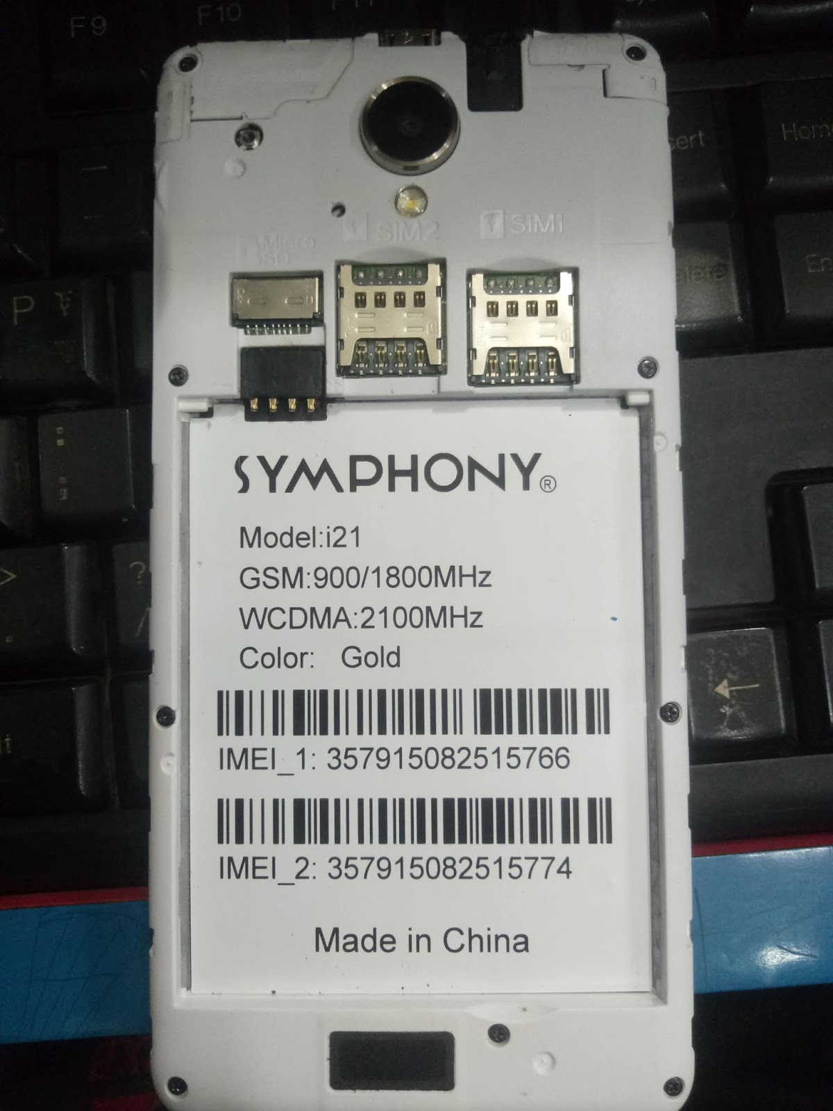 Everything You Need To Know About Firmware: Symphony i21