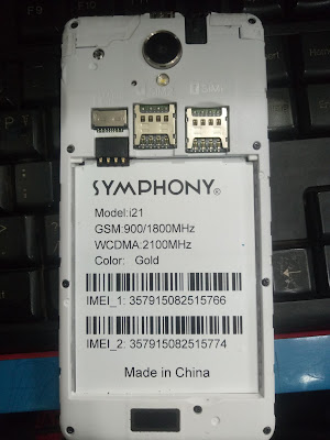 Symphony i20 Firmware Stock Rom Without Password
