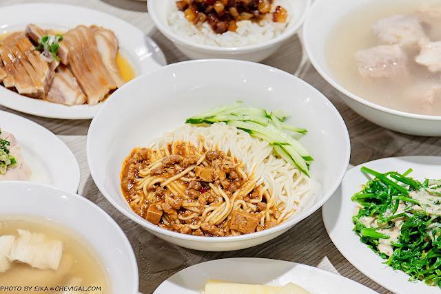 MG 5402 - 熱血採訪│玉堂春魯肉飯,台中魯肉飯的後起之秀,文青派台灣味小吃,還有老饕必點蔥油雞腿超誘人!