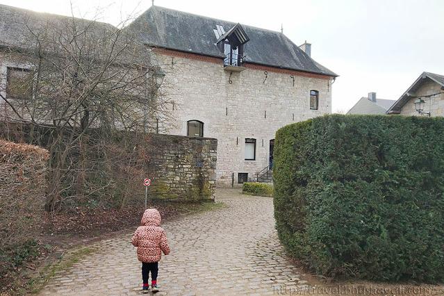 Couvant Carmes (Carmelite Convent) Marche-en-Famenne