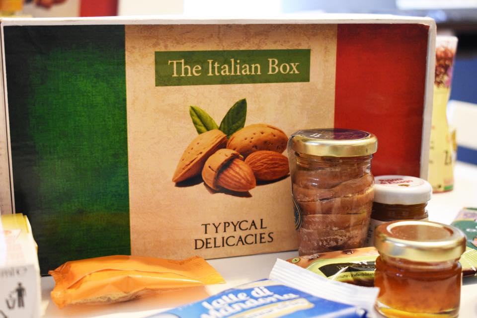 the italian box scatola