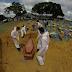 Brasil bate recorde com 2.841 mortes por Covid em 24h; total passa de 280 mil vítimas
