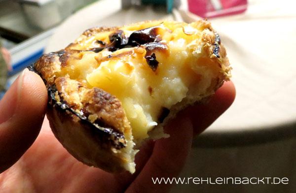Pastel de Nata | Foodblog rehlein backt