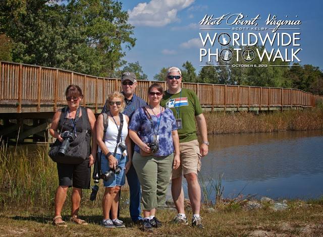 worldwide photowalk West Point, VA group via www.foobella.blogspot.com