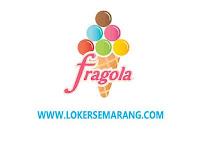 Loker Semarang Web Design, Design Grafis, Waiter, Kitchen, Admin di Fragola