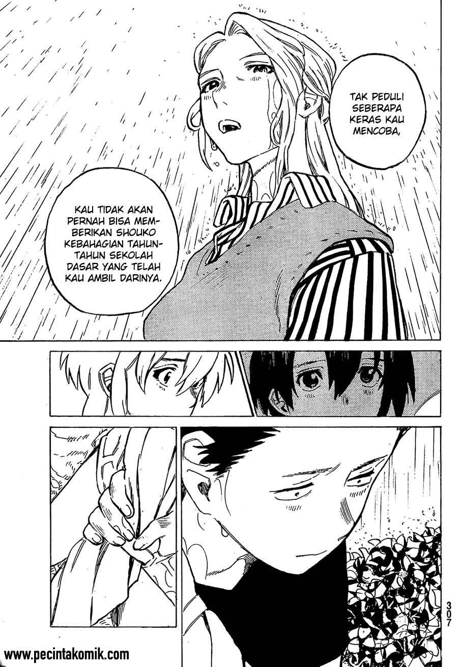 Koe no Katachi Chapter 13-20