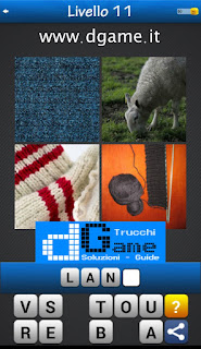 PACCHETTO 5 Soluzioni Trova la Parola - Foto Quiz con Immagini e Parole soluzione livello 11