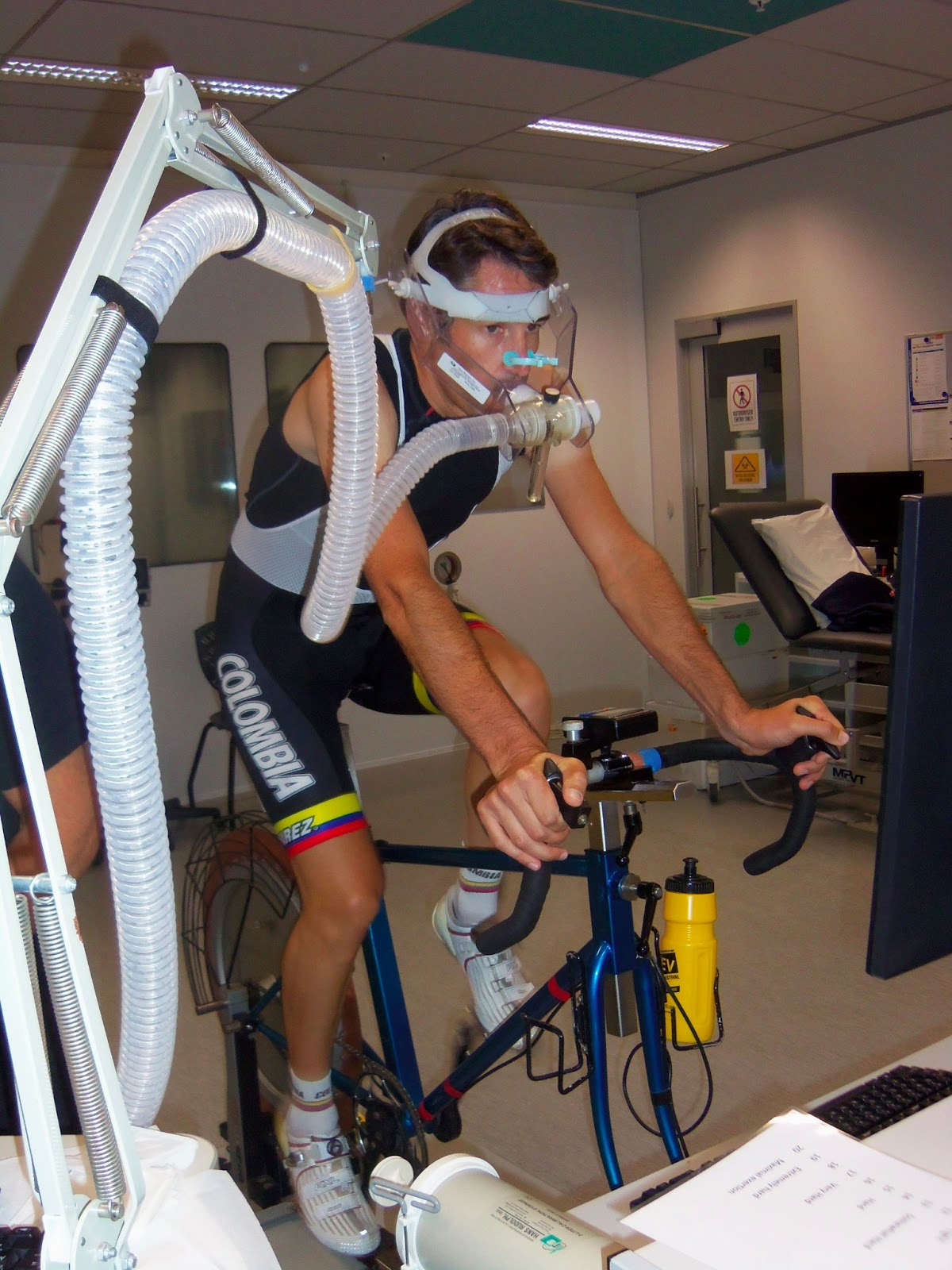 Switchback Publications Vo2 Max Lactate Threshold And Power Testing