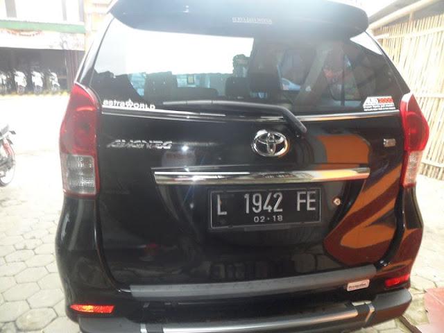 Toyota Avanza G tahun 2011 bekas