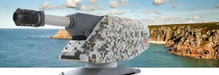 Туреччина озброїть корабель рейкотроном