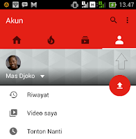 Cara Menghapus Video Youtube Di Android