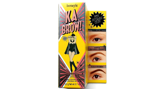 Benefit Cosmetics New Brow Products Reviewed, All Of Benefit Cosmetics New Brow Products, Benefit Cosmetics Ka Brow