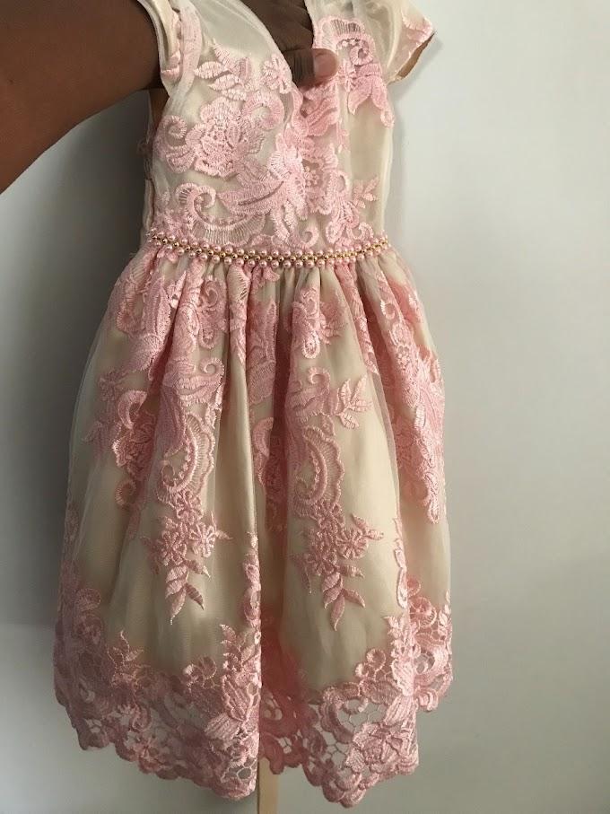Vestido Roxo Realeza
