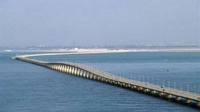مشروع جسر الملك سلمان, الملك سلمان, السيسي, مصر, السعودية,