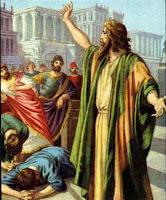 4. Jonah Preaches in Ninevah