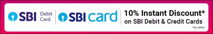 Flipkart SBI Offer