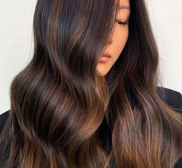 Rambut Tebal Cantik Mengembang