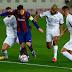 Négy góllal kapott ki Barcelonában a Ferencváros