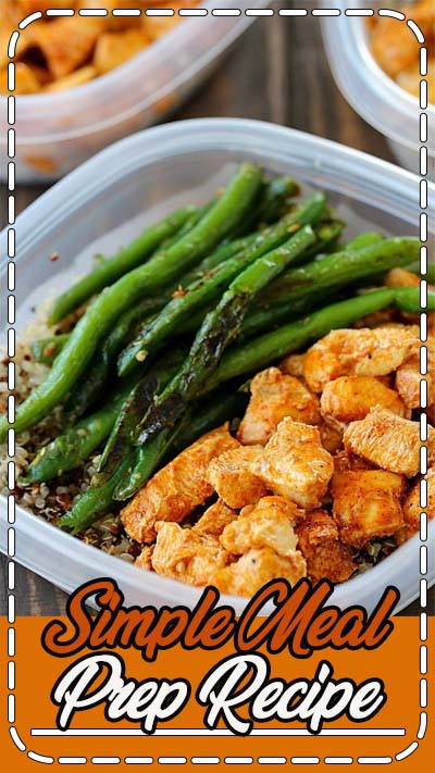 Simple Meal Prep Recipe