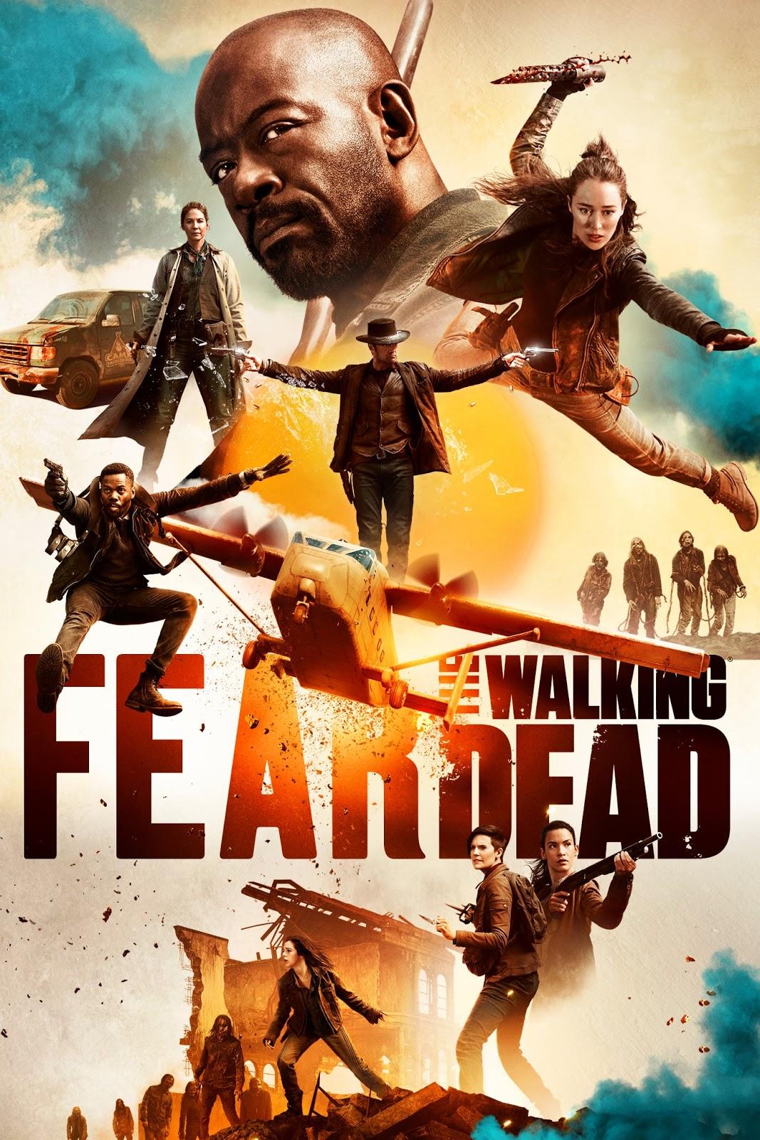 Fear The Walking Dead Temporada 5 Subtitulado/Latino 720p