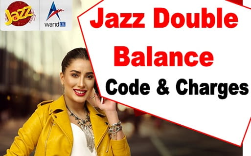 Jazz double advance code how to get