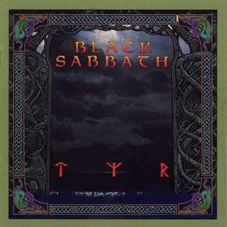 """Black Sabbath - """"Tyr"""""""