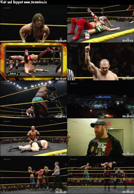 WWE NXT 24 Feb 2016 WEBRip 480p