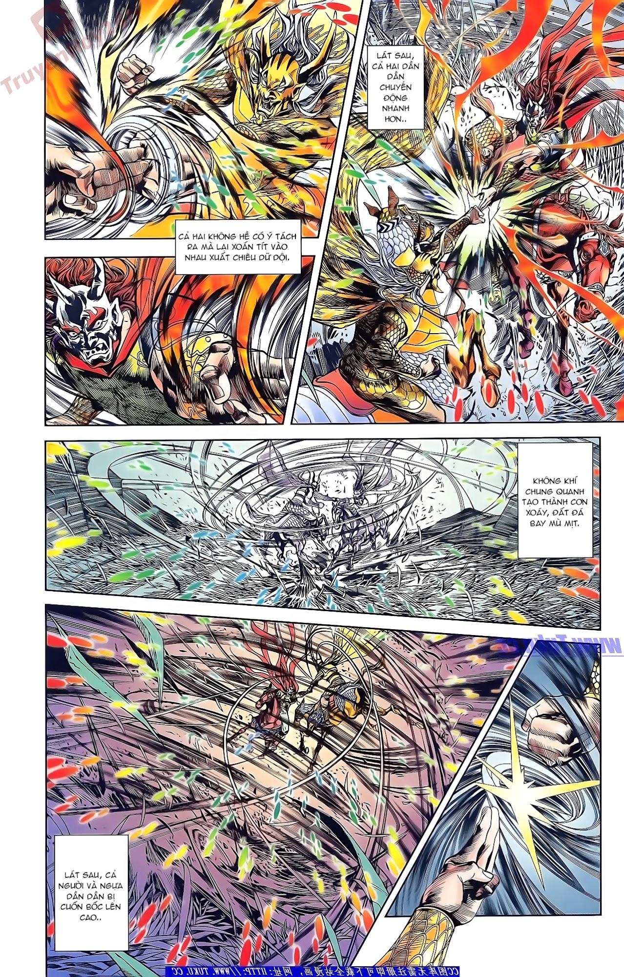 Tần Vương Doanh Chính chapter 47 trang 3