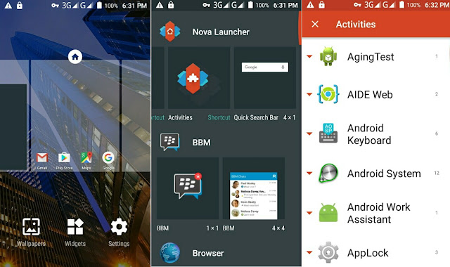 Cara membuka menu rahasia Android