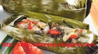 Foto Pepes Ikan Tongkol Spesial Sajian Sedap