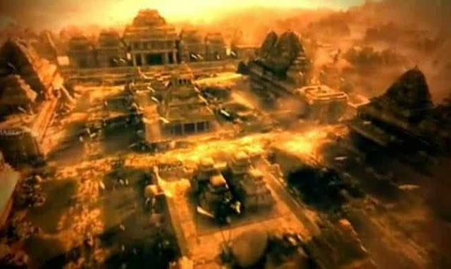 Η χαμένη Λεμουρία και η ήπειρος Kumari Kandam (video)
