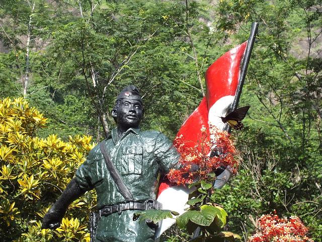 Sejarah Monumen Gempol Ngadeupa di Karawang Selatan