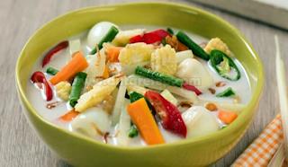 Resep Makanan Sayur Lodeh Sederhana Spesial