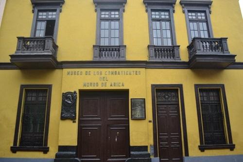 Museo Histórico Militar de los Combatientes del Morro de Arica