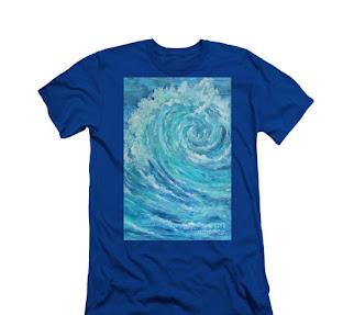 Gift a Contemporary Art T Shirt