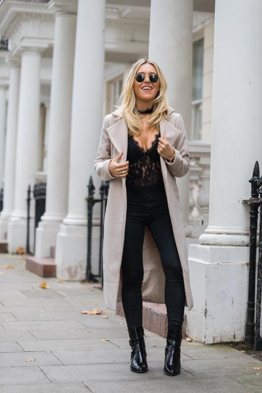 london street style winter
