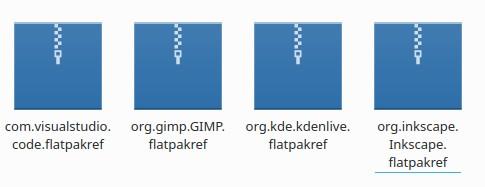 aplikasi linux flatpak