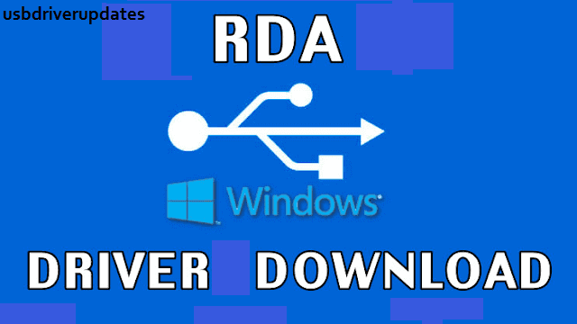 rda-usb-driver